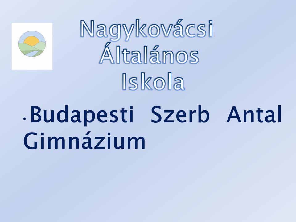 • Budapesti Szerb Antal Gimnázium