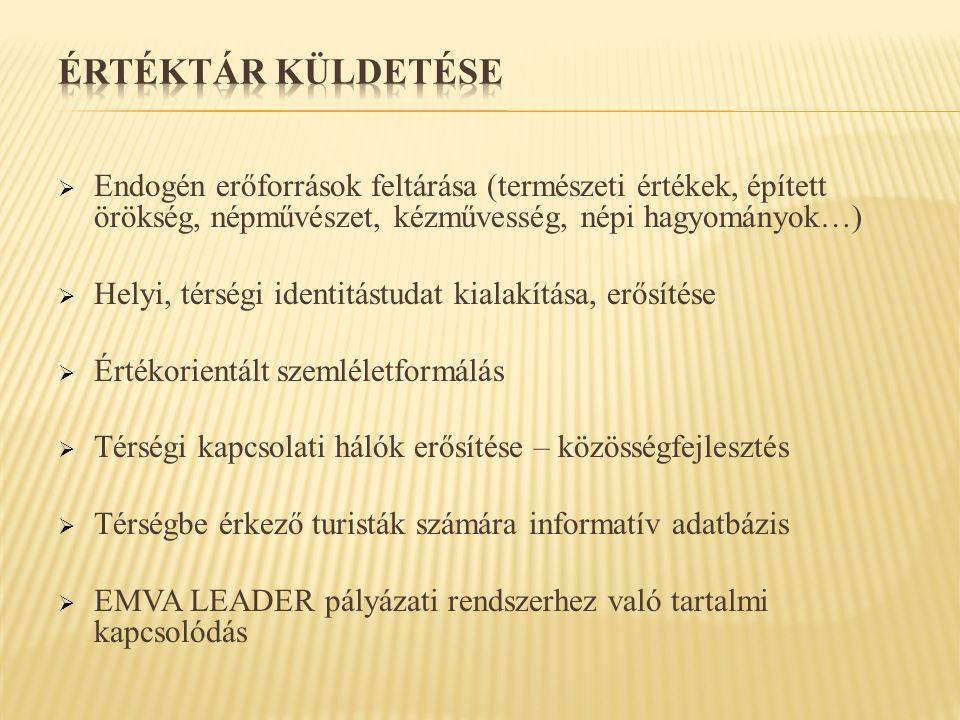  Kézművesek, népművészek Dél-Borsodban című kiállítás megrendezése 2012-ben (DBLE társszervező),  Kézművesek, népművészek Dél-Borsodban c.