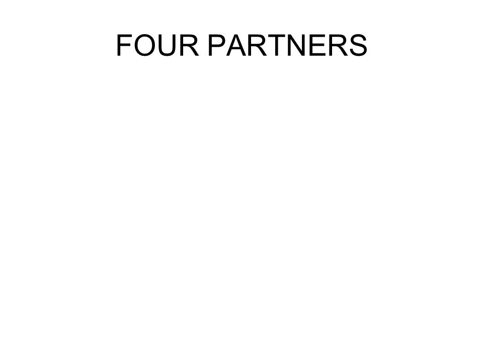 FOUR PARTNERS