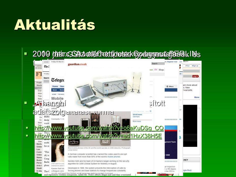 Aktualitás  2009 júl.
