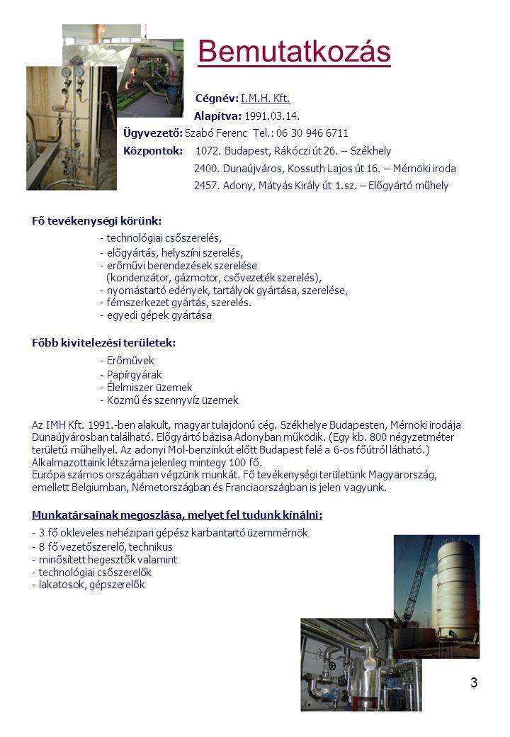 24 53, DUNACELL Kft.- Dunaújváros