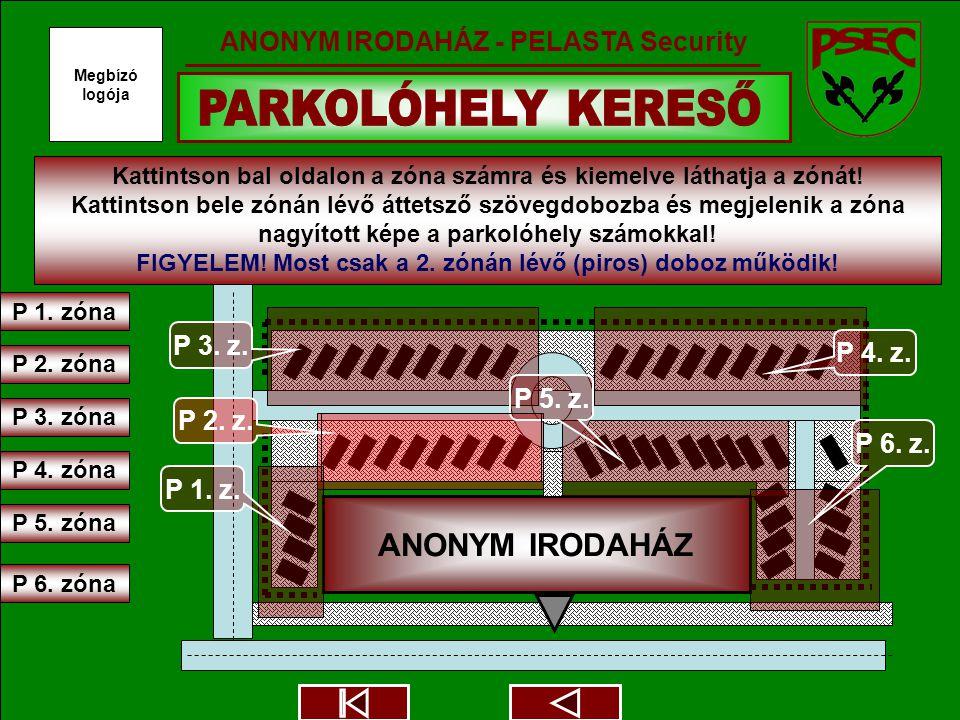ANONYM IRODAHÁZ P 2. z.