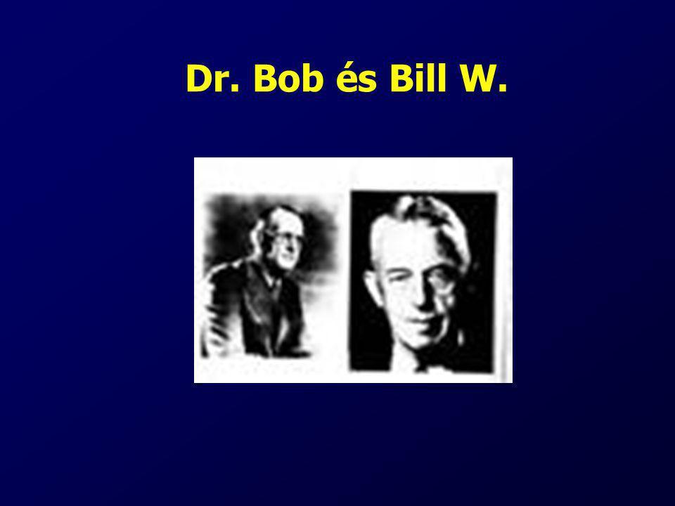 Dr. Bob és Bill W.