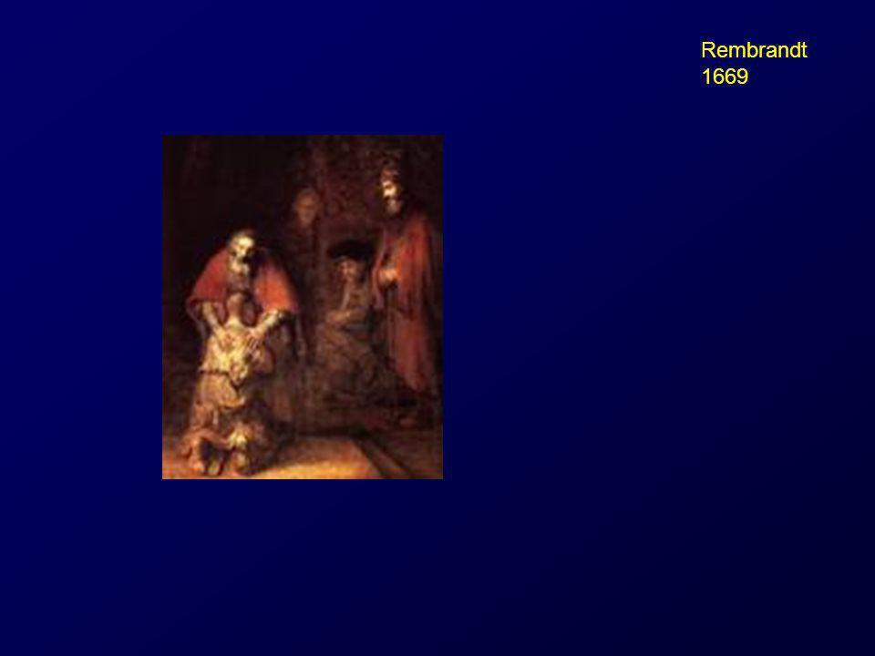Rembrandt 1669