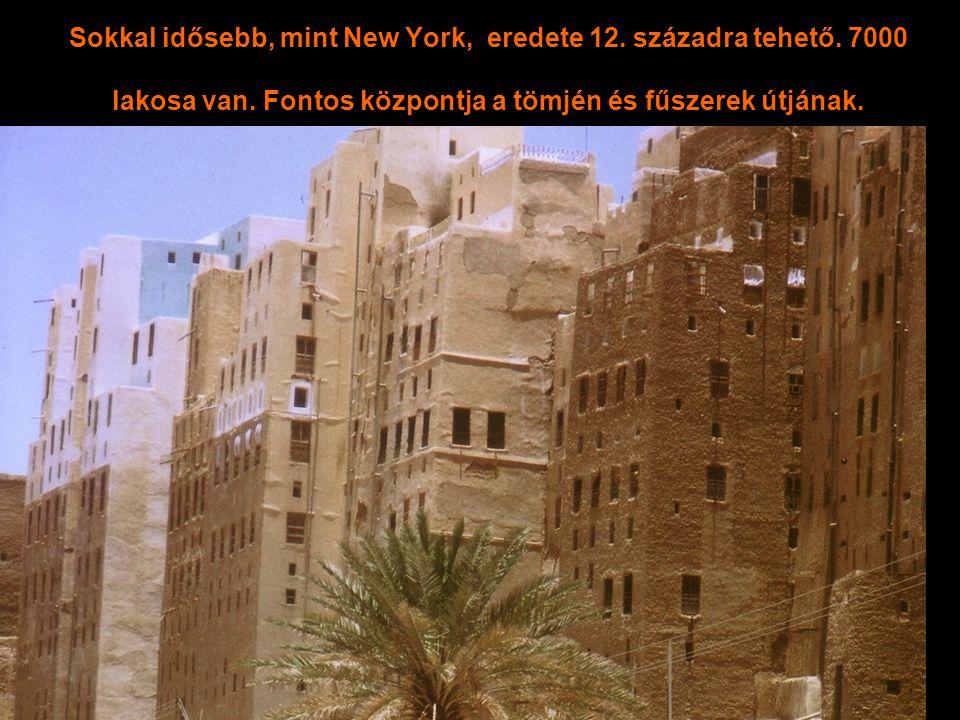 Shibam itt található a világban Shibam Yémen