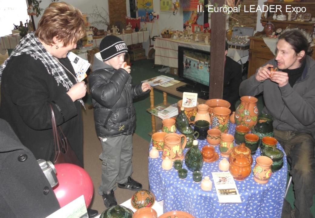 II. Európai LEADER Expo