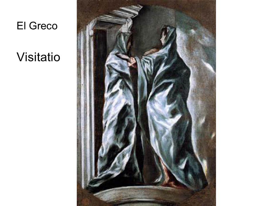 El Greco Visitatio