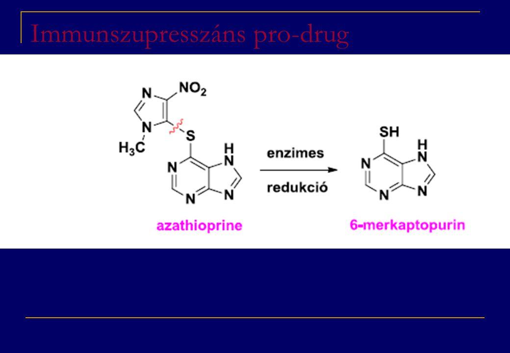 Immunszupresszáns pro-drug