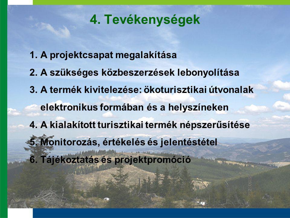 Az ökoturisztikai útvonalak a következő Hargita megyei természetvédelmi területeket foglalják magukban: 1.