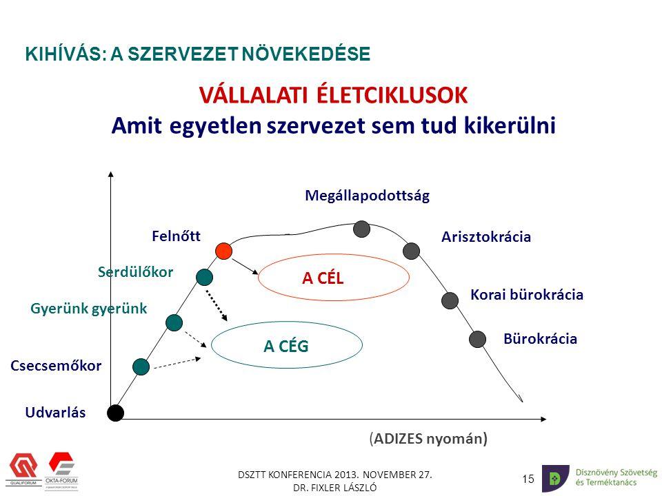 15 DSZTT KONFERENCIA 2013.NOVEMBER 27. DR.