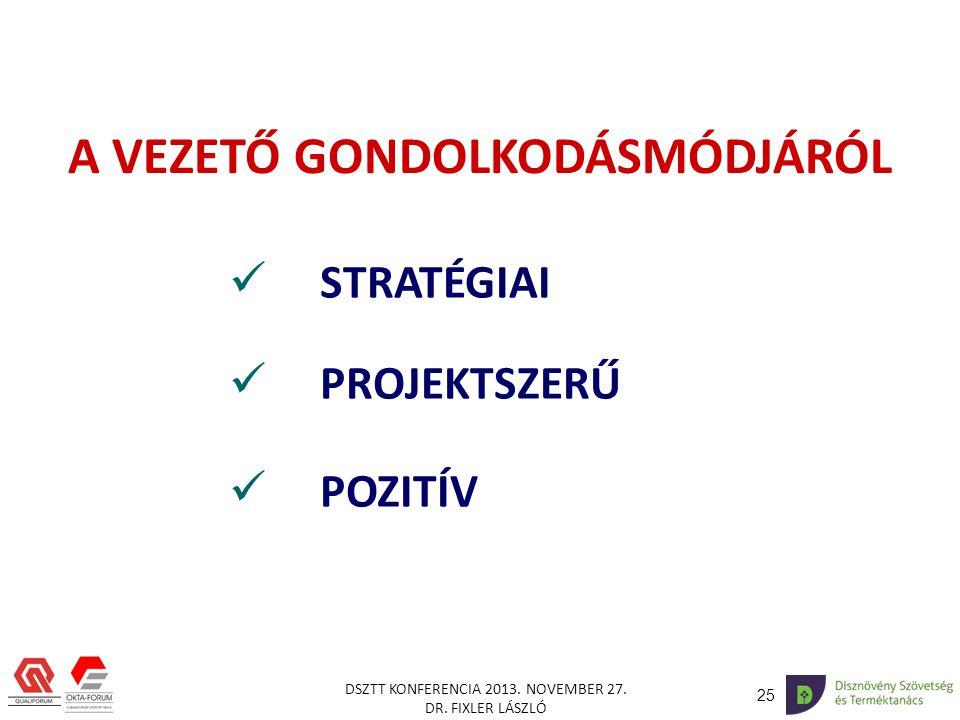 25 DSZTT KONFERENCIA 2013.NOVEMBER 27. DR.