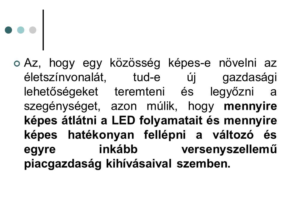 Helyi tényezők Vállalkozások szempontjai (pl.