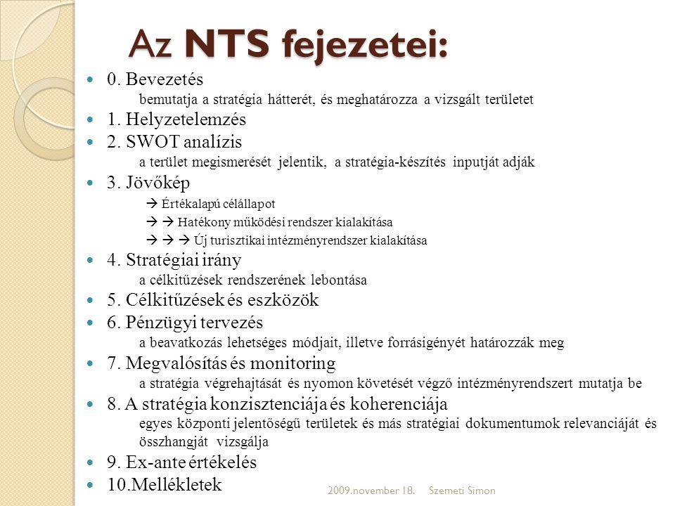 Az NTS fejezetei:  0.