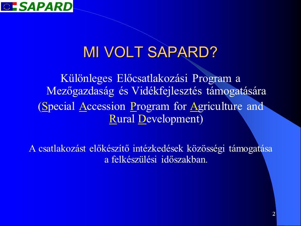 3 Európai Regionális Fejlesztési Alap Európai Szociális Alap Kohéziós alap Európai Mezőgazdasági Orientációs és Garancia Alap Halászati Orientációs Pénzügyi Eszköz ELŐCSATLAKOZÁSI ALAPOK Phare ISPA SAPARD 1.