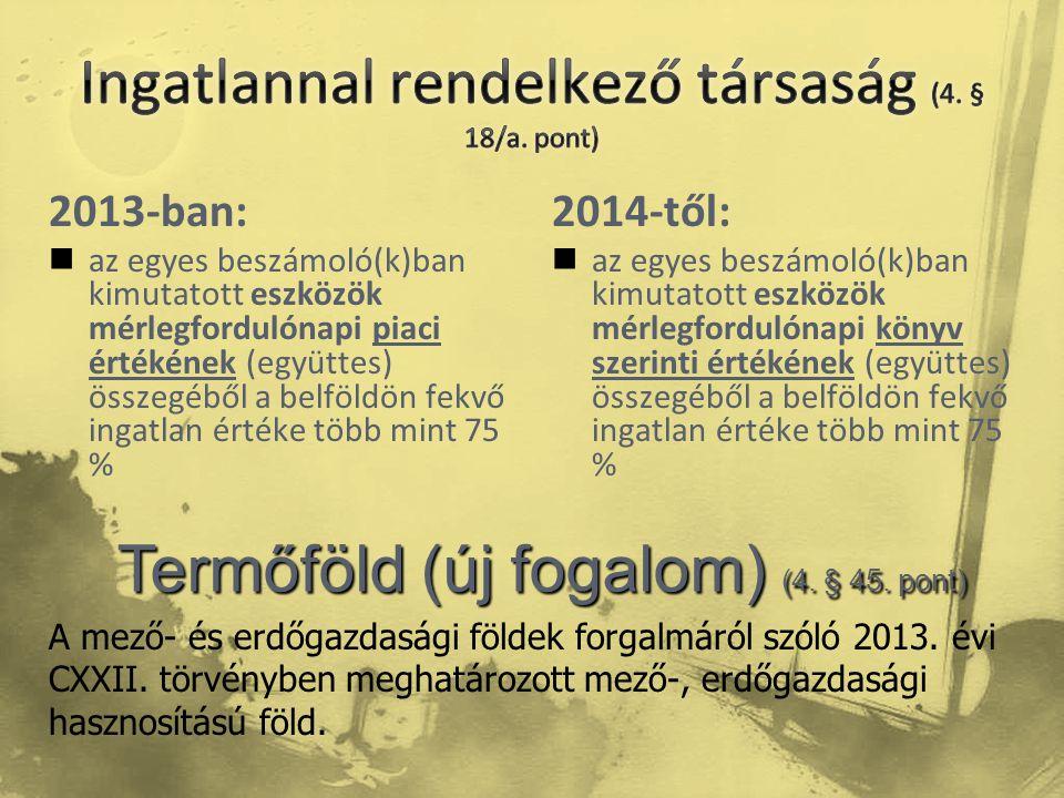  K+F kedvezmény: (7.§ (1) bek.
