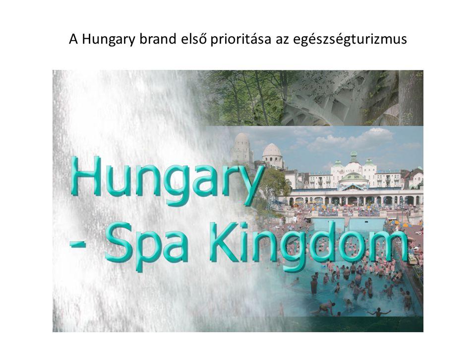 A Hungary brand első prioritása az egészségturizmus