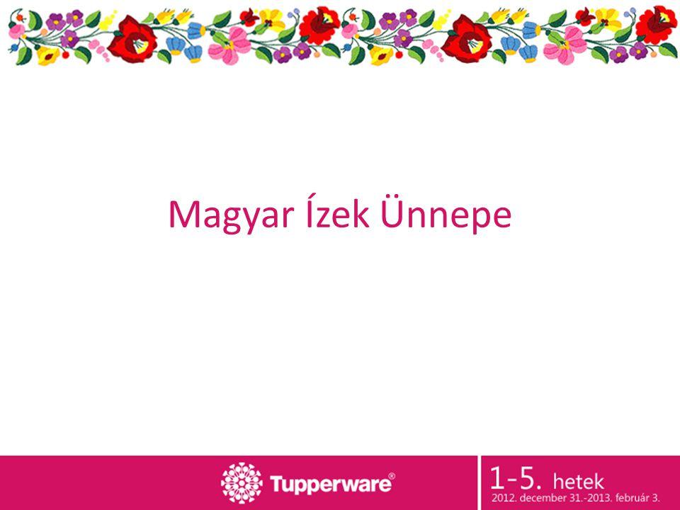 Magyar Ízek Ünnepe