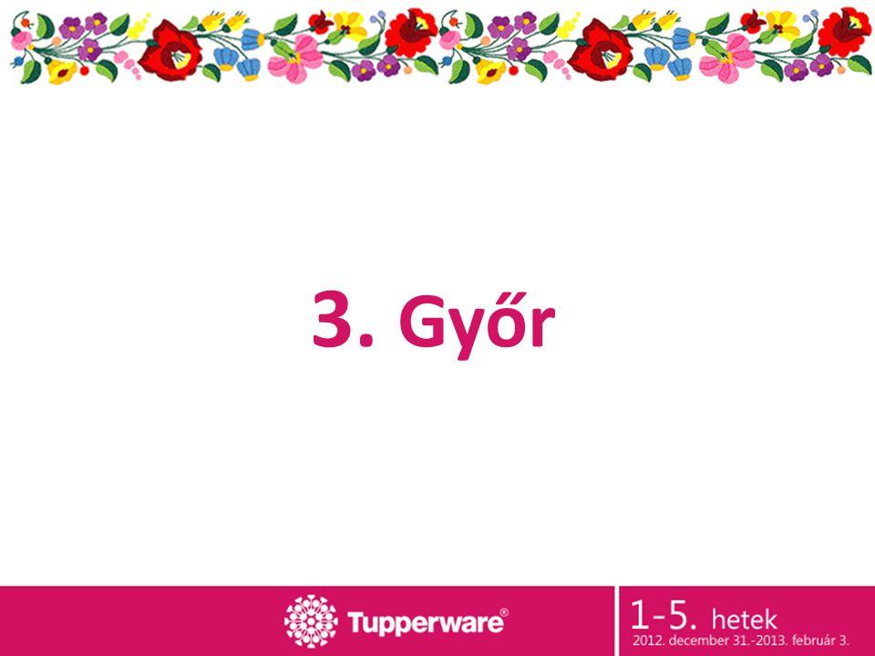 3. Győr