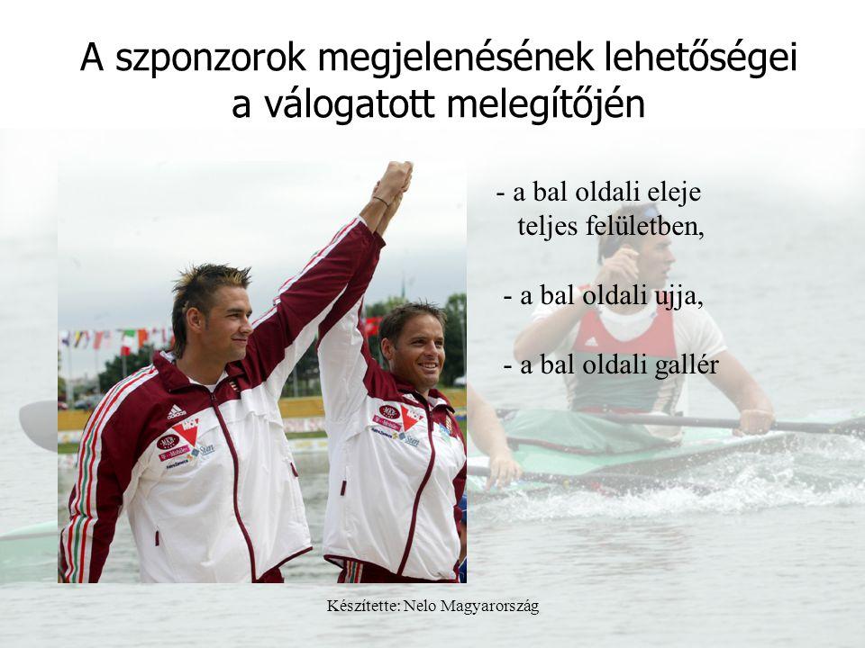 Készítette: Nelo Magyarország Kucsera Gábor média-megjelenései 2005-ben Sztár Sport Megjelenés típusa: Kép + szöveg Megjelenés: 2005.