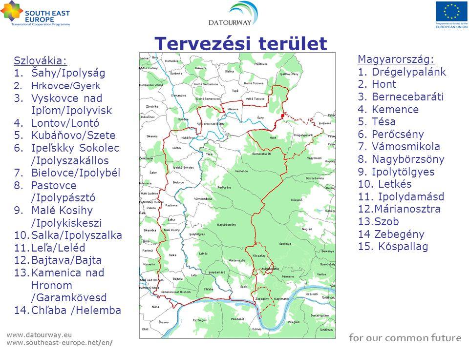 CÉLPIRAMIS Jövőkép: Az Alsó-Ipoly mente a határtalan együttműködés élhető völgye