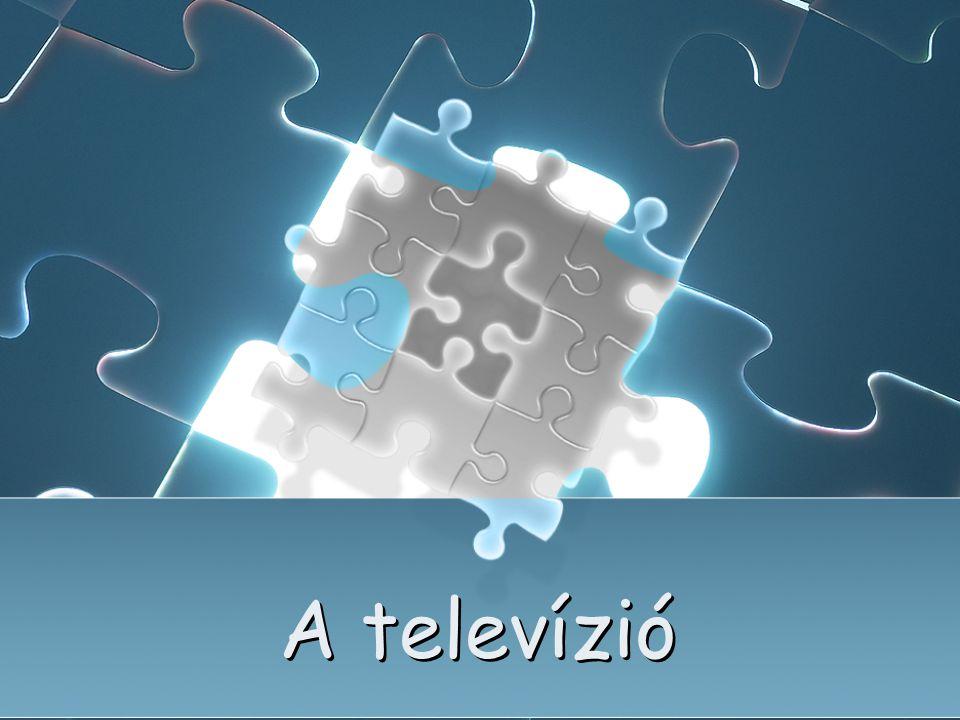 Téma: A TV működése Készítette: Csányi Kinga Köszönöm a figyelmet  2011.02.03.