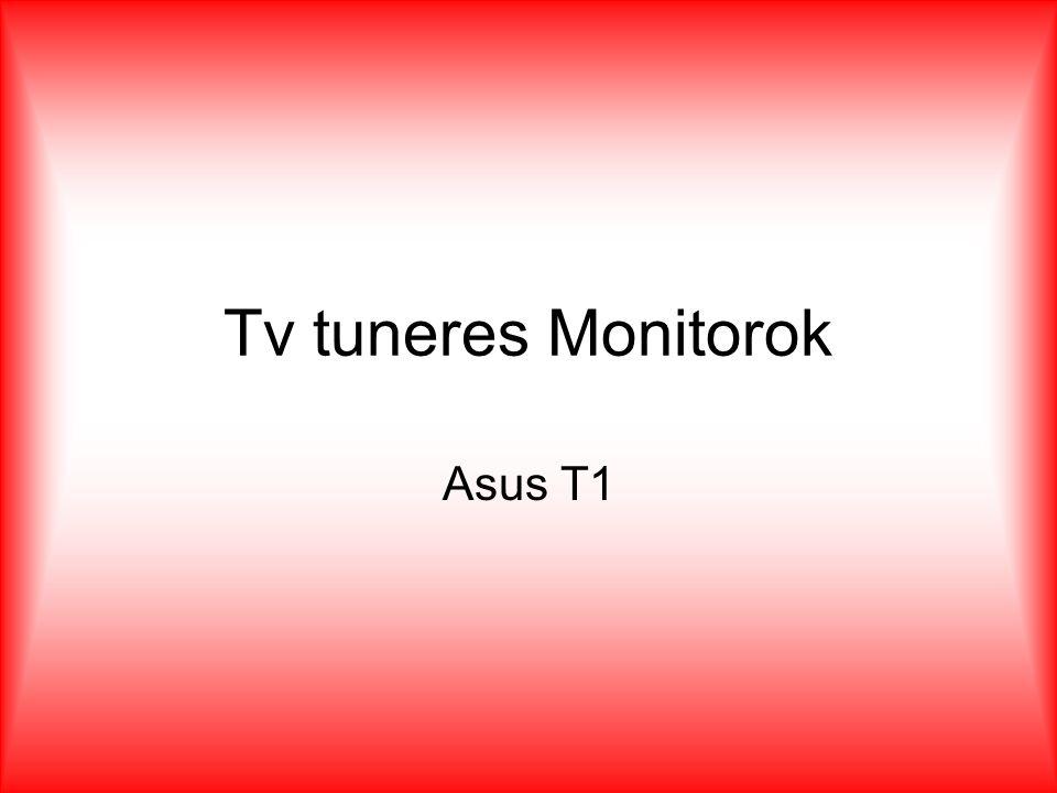 Bevezetés •Néhány éve terjedtek el •Számos csatlakozó(RCA, Jack,HDMI…) •Sok eszköz csatlakoztatható rá •Célszerűbb befektetés mint egy normál monitor