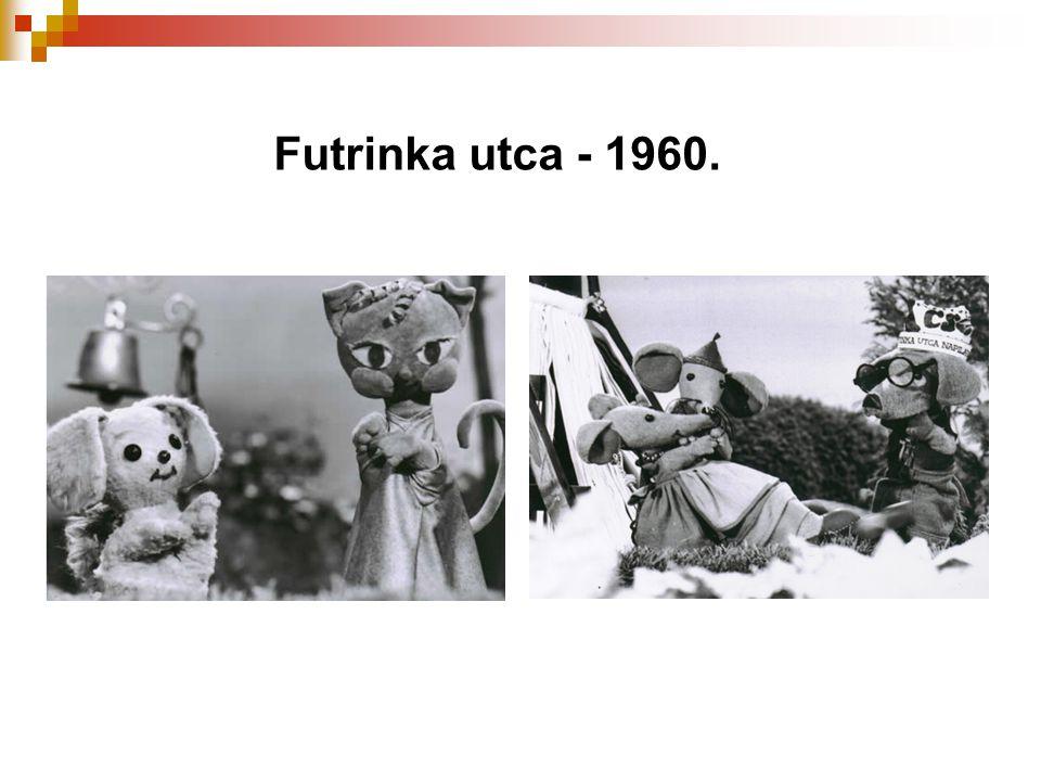 Futrinka utca - 1960.