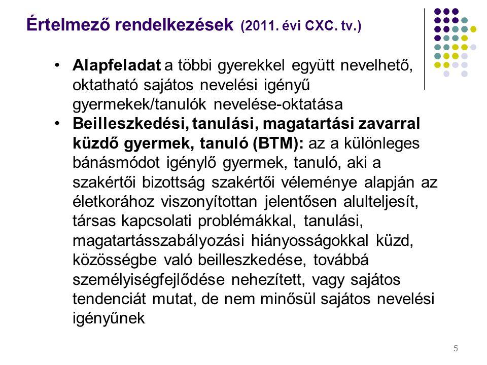 Értelmező rendelkezések (2011.évi CXC.