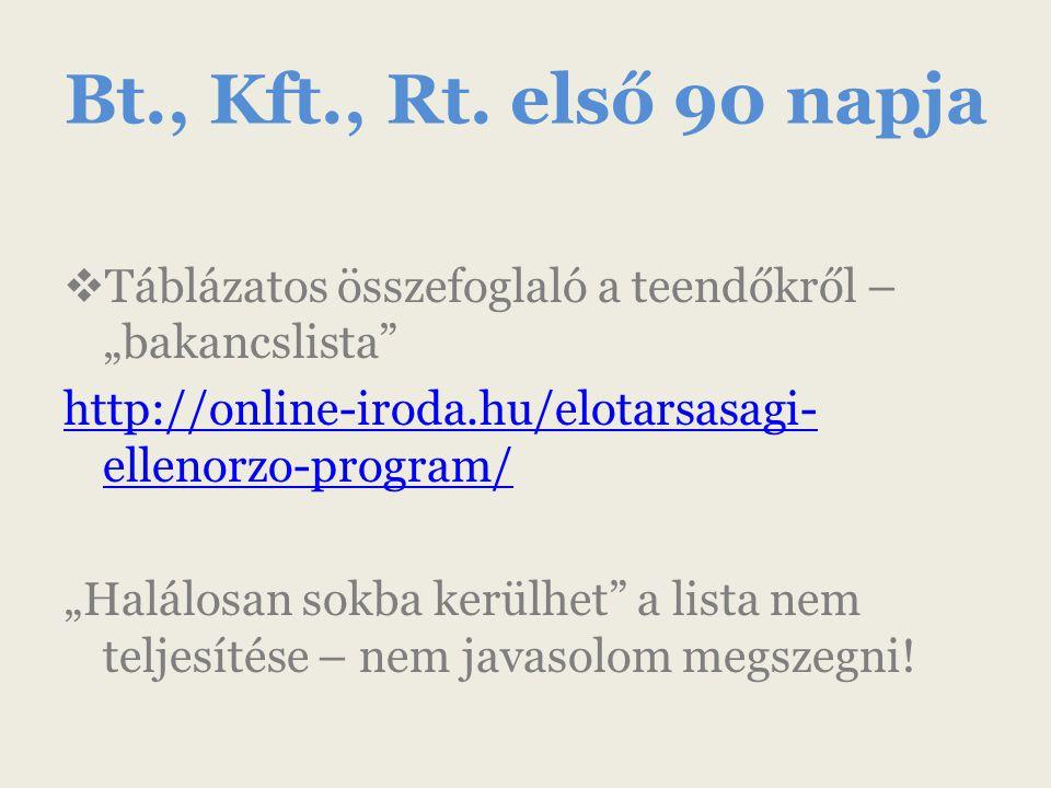 Bt., Kft., Rt.