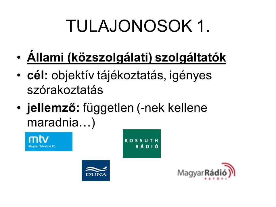 TULAJONOSOK 1.