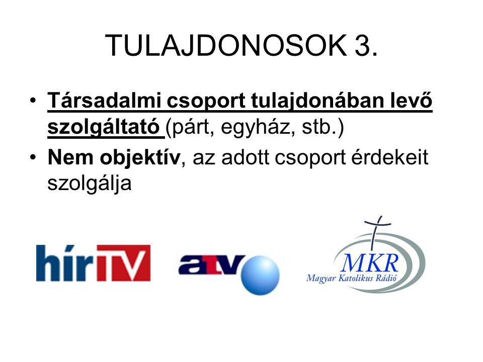 TULAJDONOSOK 3.