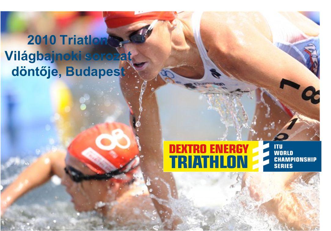2010 Triatlon Világbajnoki sorozat döntője, Budapest