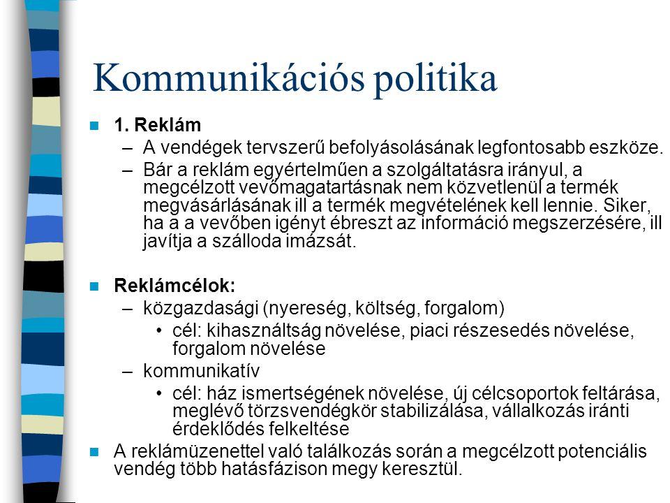 Kommunikációs politika  3.