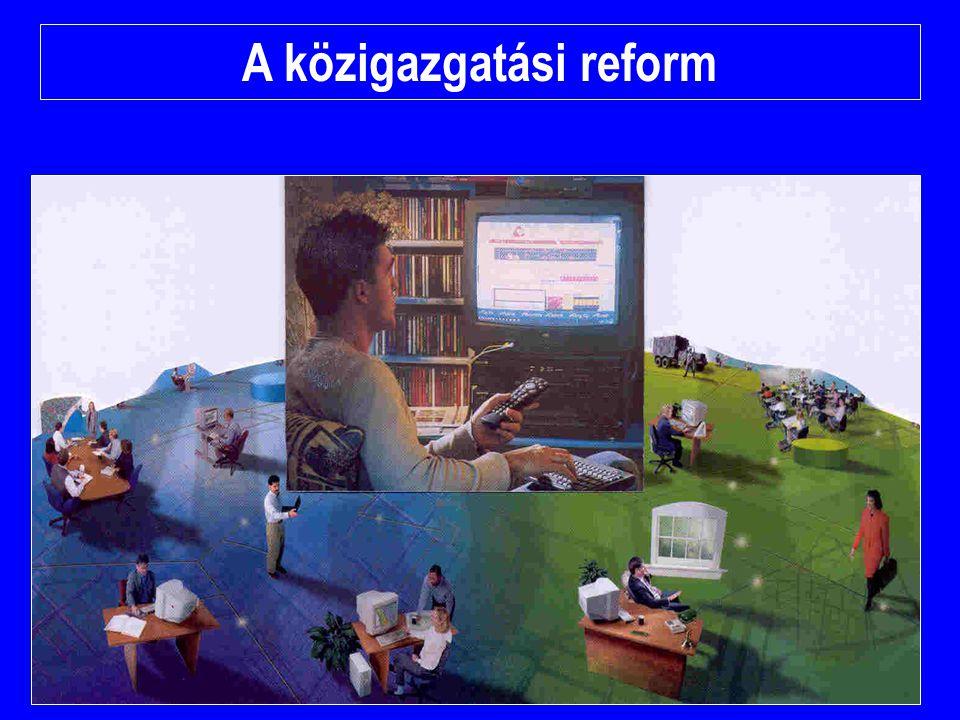 A közigazgatási reform