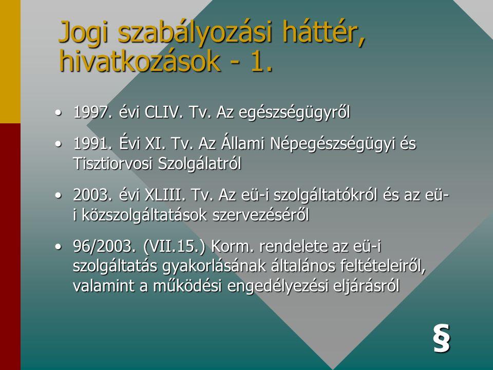 3. Járóbeteg - ellátás gyógytorna - fizioterápia ellenőrzése - 2001-2002 Eddigi gyógytorna - fizioterápia szakmai ellenőrzési tevékenység 2. 4. Fekvőb