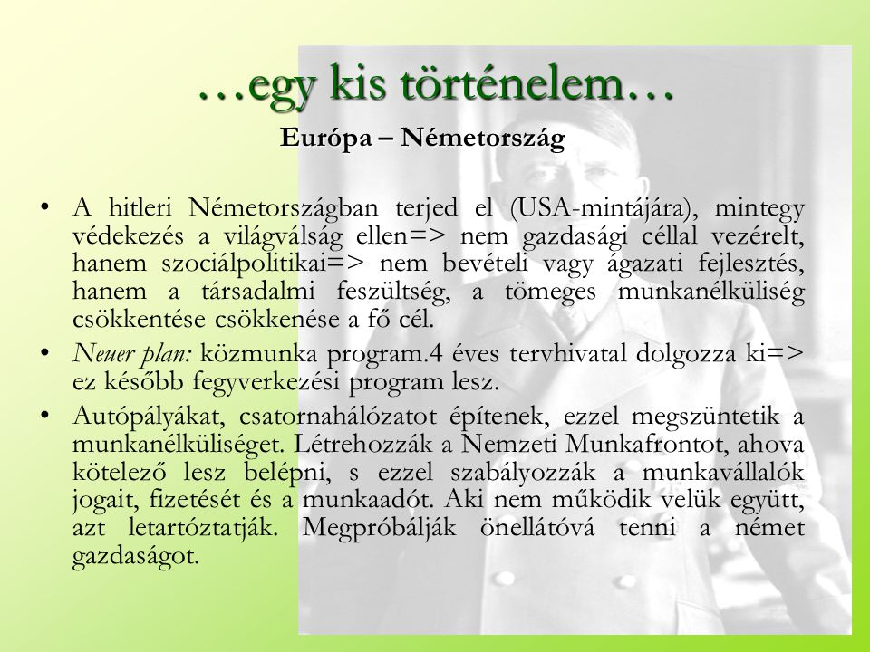 …egy kis történelem… Magyarország •Andrássy Gyula gróf alapította Fővárosi Közmunkák Tanácsa (népszerű nevén Közmunka-tanács vagy Közmunkatanács) a főváros (Budapest) közmunkáinak tervezésére és felügyeletére létrehozott testület volt.