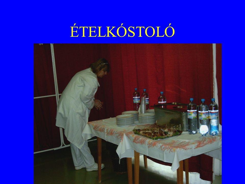 ÉTELKÓSTOLÓ