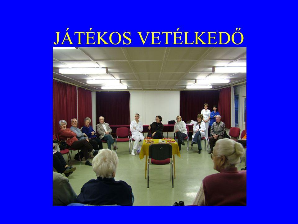 JÁTÉKOS VETÉLKEDŐ