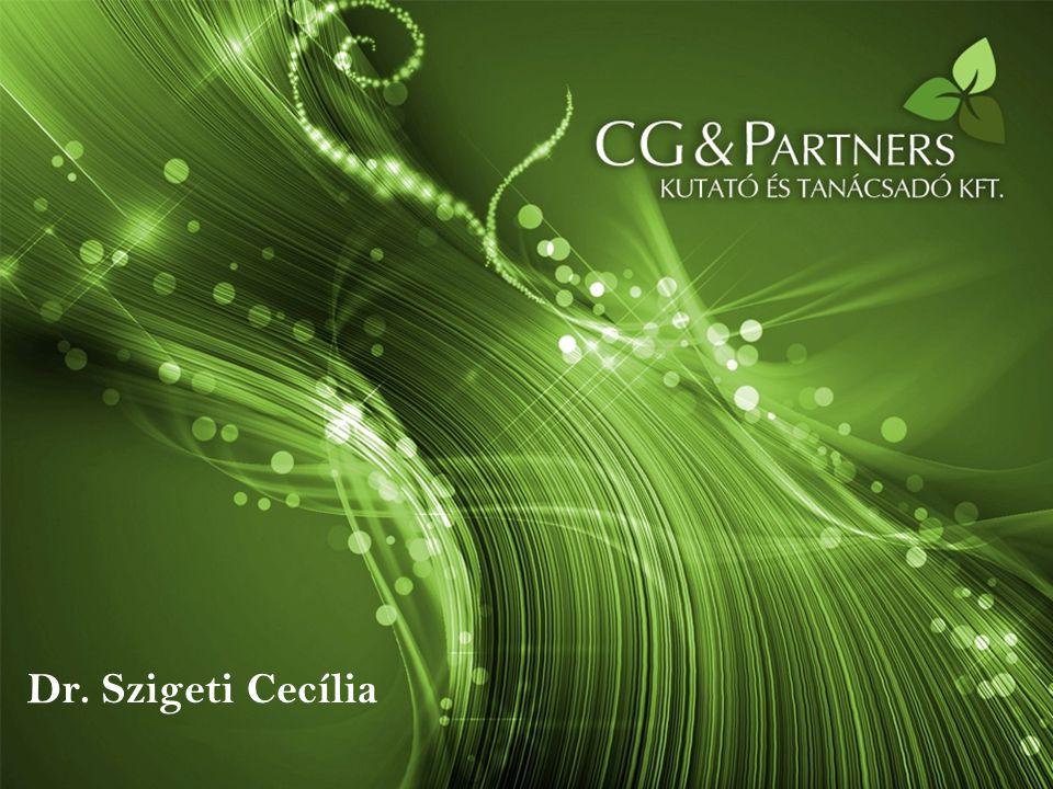 Cégbemutató A CG & Partners Kutató és Tanácsadó Kft.