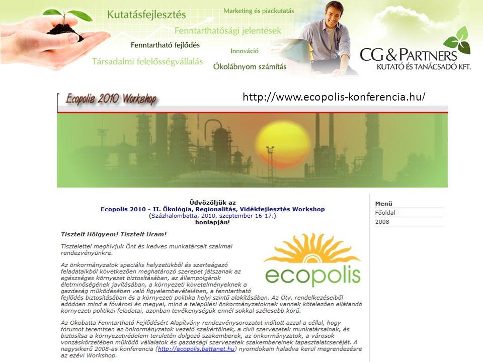 http://www.ecopolis-konferencia.hu /