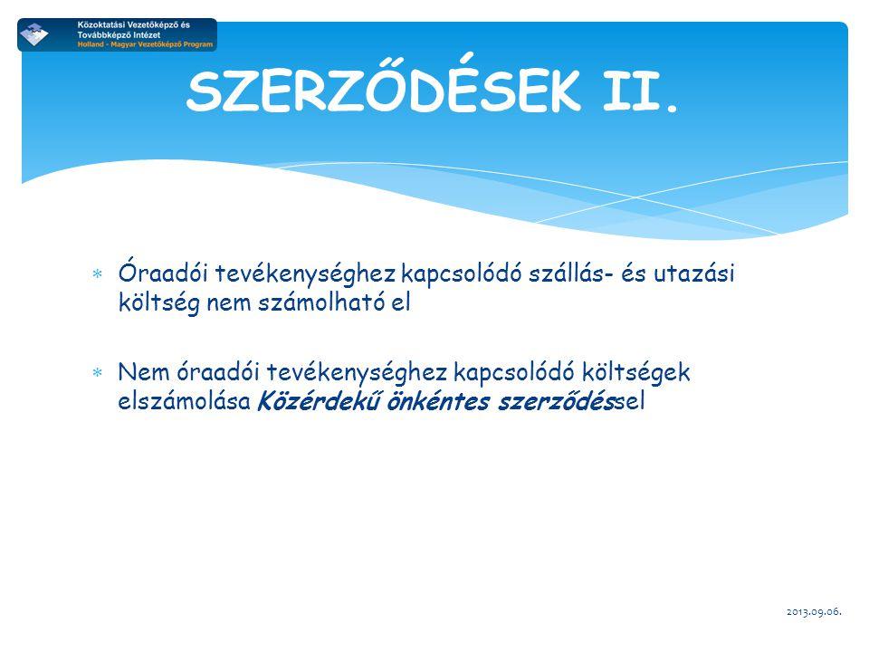 KÖSZÖNÖM A FIGYELMET! 2013.09.06.