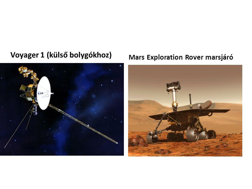 Voyager 1 (külső bolygókhoz) Mars Exploration Rover marsjáró