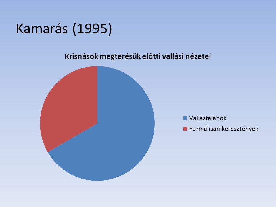 Kamarás (1995)