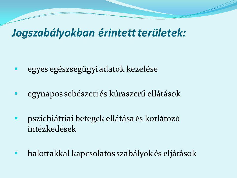 A területi ellátási kötelezettség szabályai II.