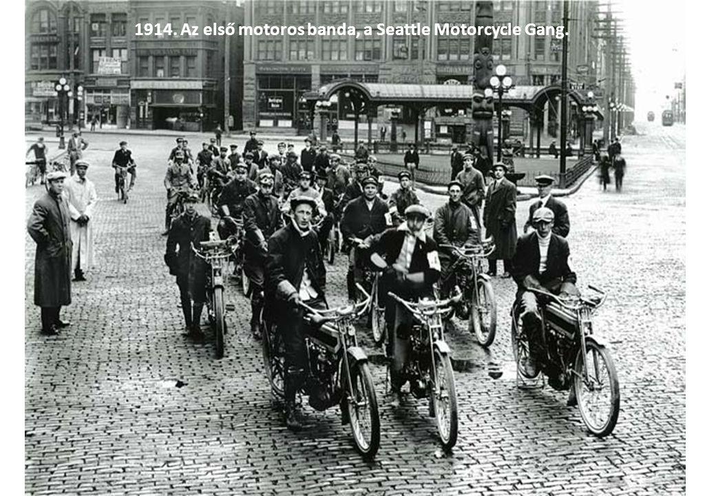 • 1913. Függővasút a németországi Wuppertalban.