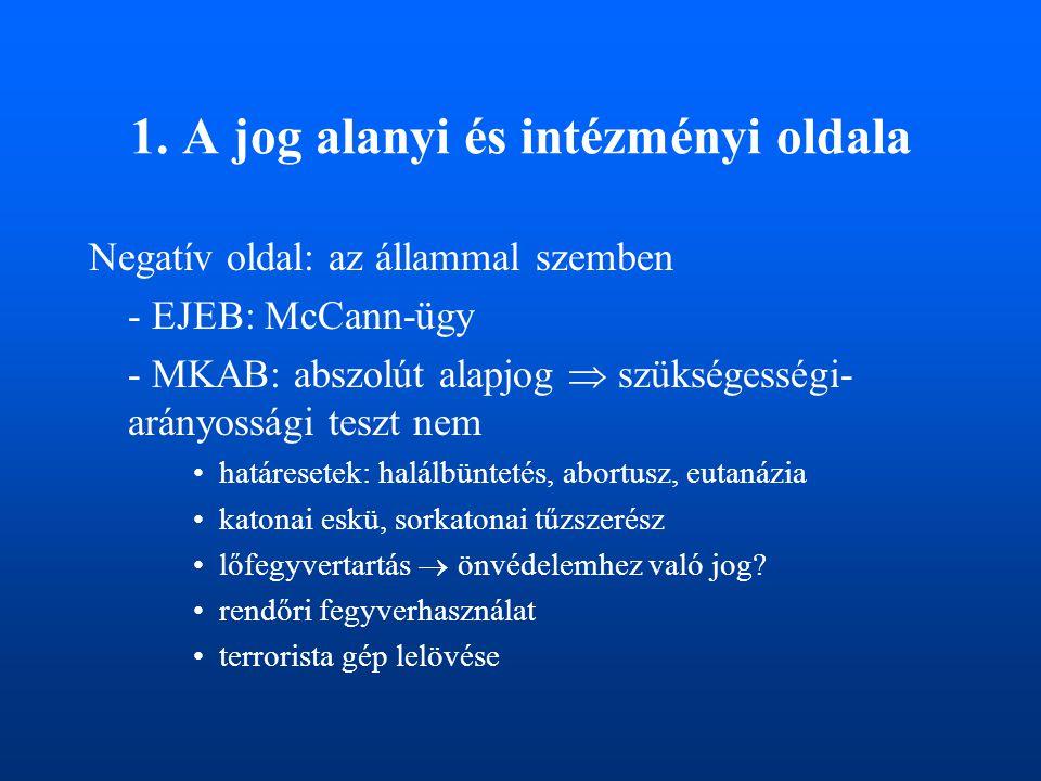 MKAB - 64/1991.Abh.: formai alkotmánysértés; tartalmi: a tvhozás 2 lehetősége Lábady T.