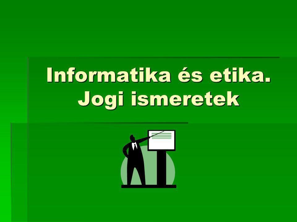 I.SZOFTVER számítógépes program+dokumentációja II.