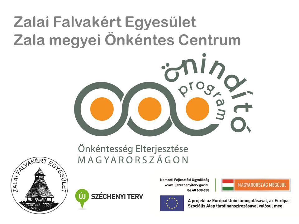 Zalai Falvakért Egyesület Zala megyei Önkéntes Centrum