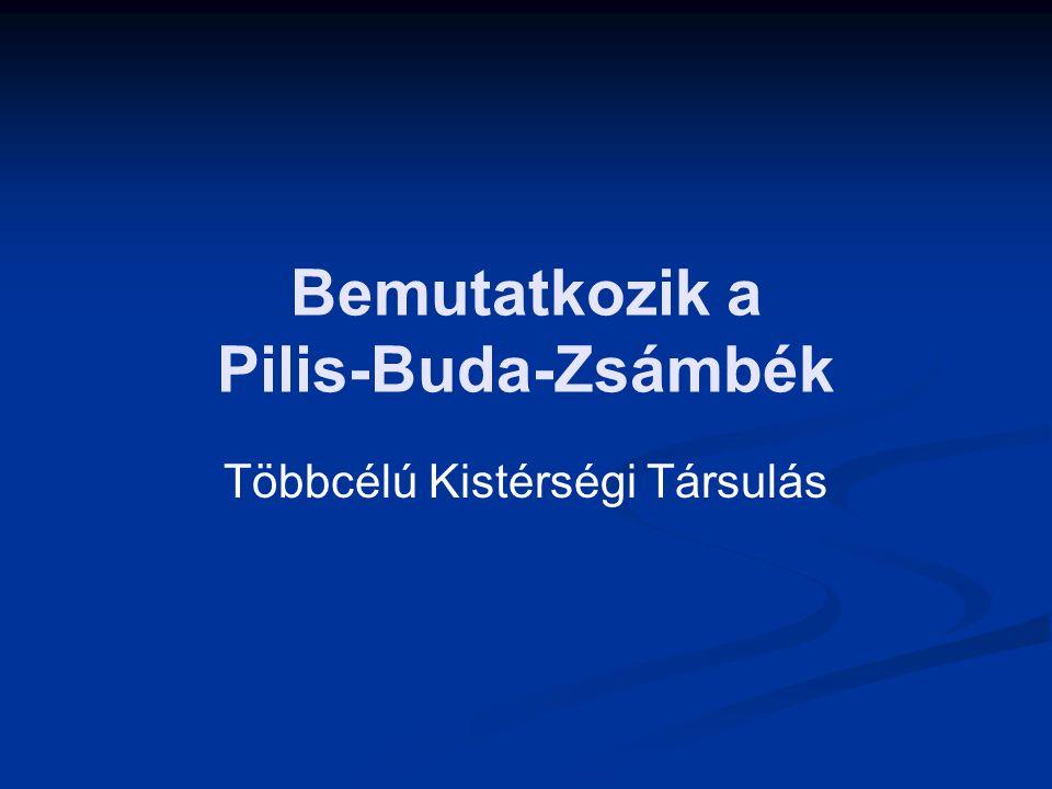 Bemutatkozik a Pilis-Buda-Zsámbék Többcélú Kistérségi Társulás