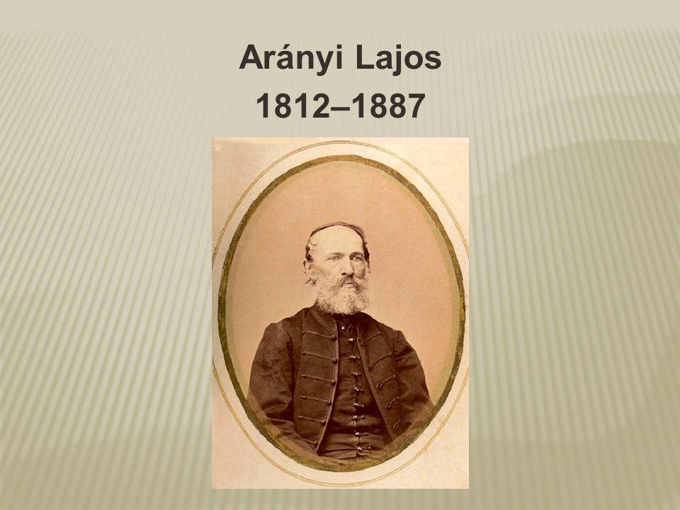 Arányi Lajos 1812–1887